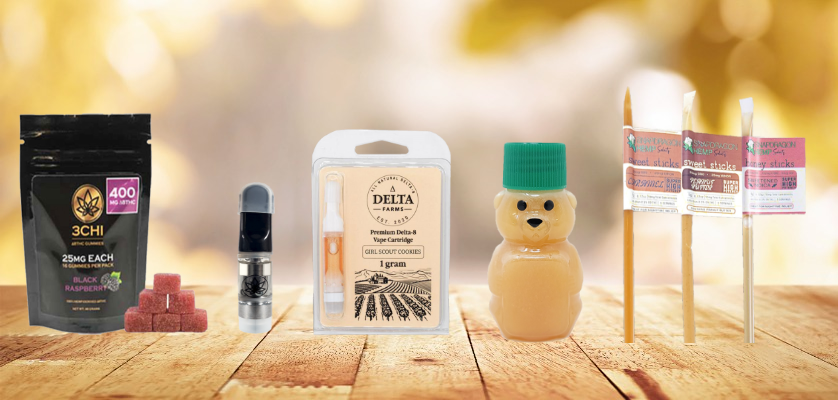 Get Delta 8-THC Products Online At Discounted Prices